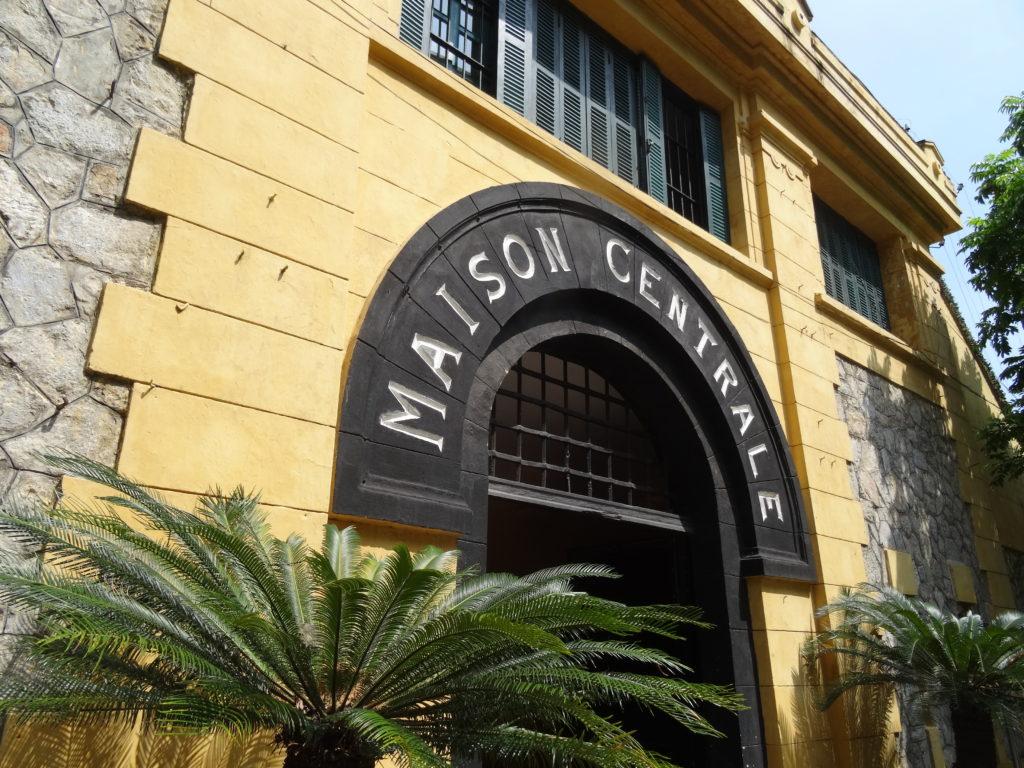 Hoa Lo Prison, Maison Centrale, Hanoi Hilton POW