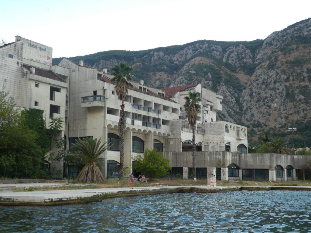 Hotel Fjord, Kotor Montenegro, Bay of Kotor