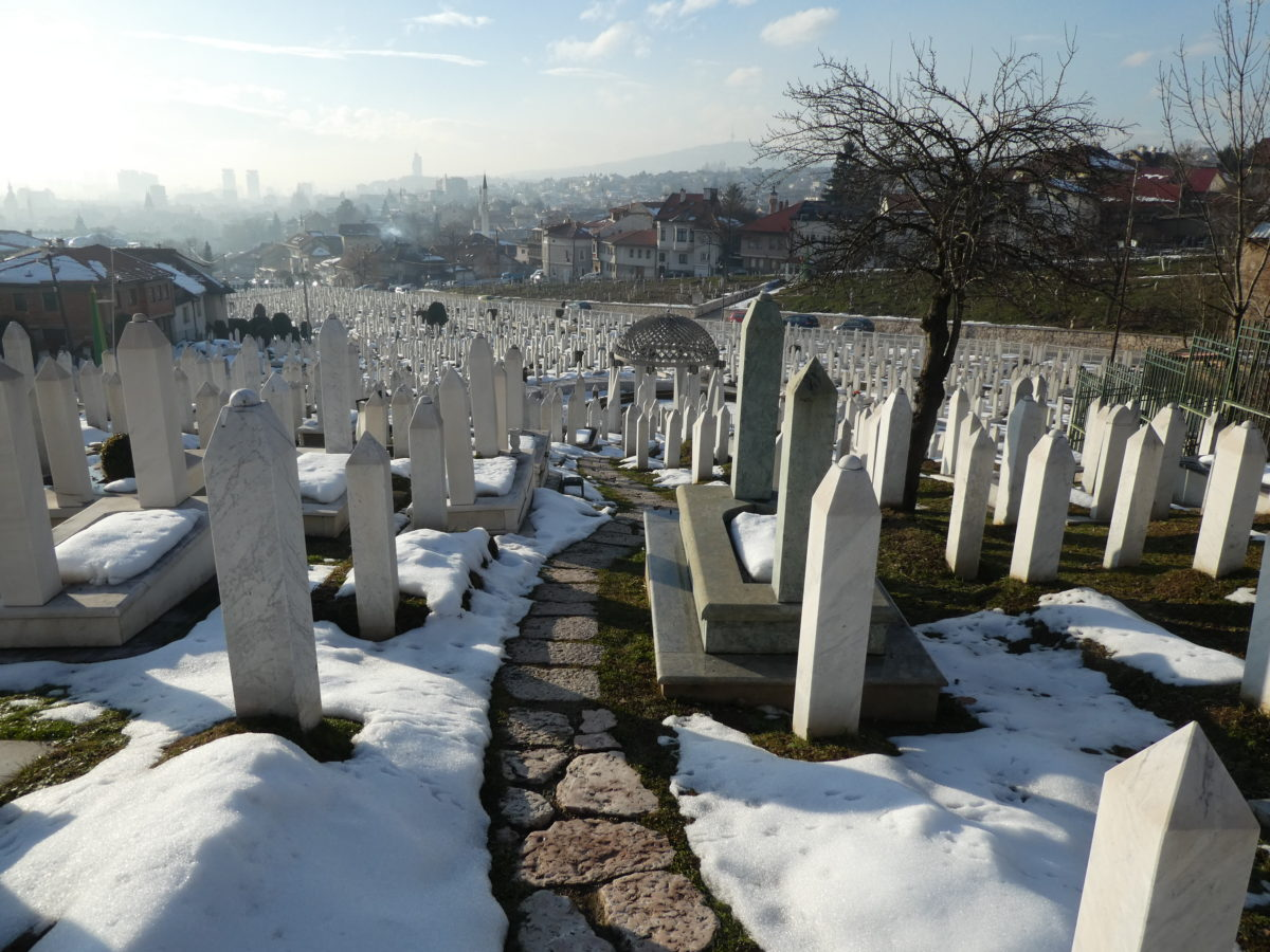 Siege Of Sarajevo Balkan War Memories In Bosnia Strangers In